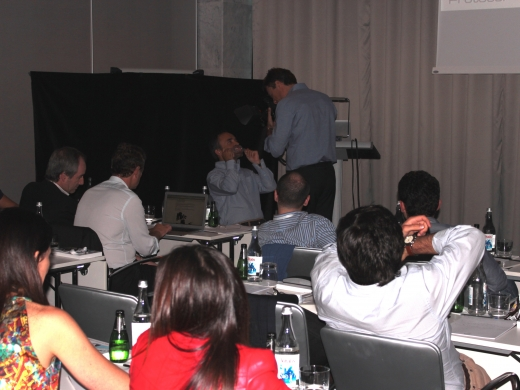 Curso Teórico-Prático Avançado com o Prof. Marcelo Calamita