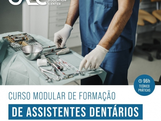 Curso Modular de Formação de Assistentes Dentários  / 10ª Edição