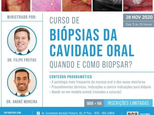 Curso de Patologia Oral e Biópsia