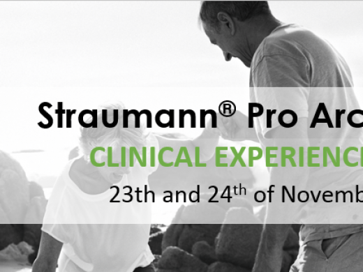 Straumann Pro Arch: Clinical Experiences